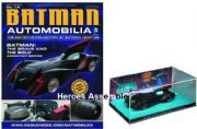 DC Batman Automobilia Collection #14 Batman Brave And The Bold Animated Series Batmobile Eaglemoss
